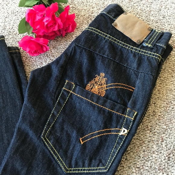 100% authentic e3785 af039 Dondup Clay Dandy Wash Jeans MADE IN ITALY Size 25